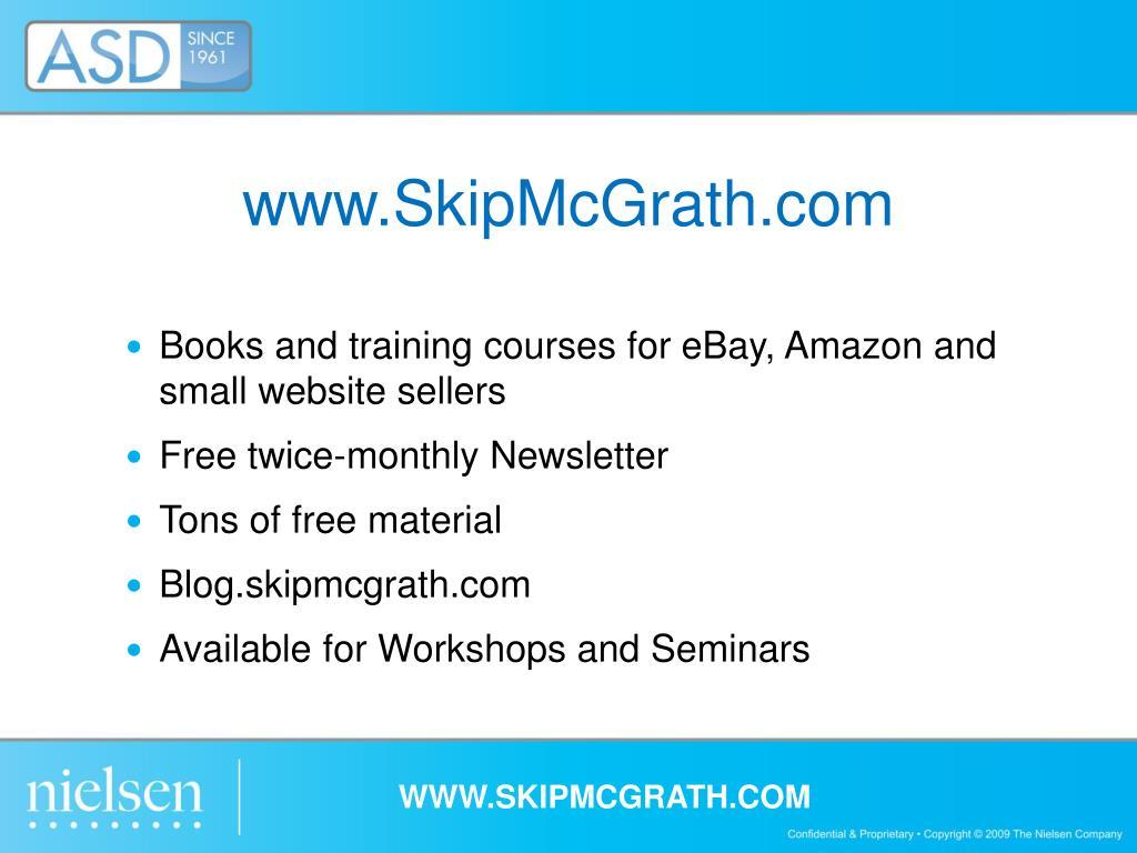 www.SkipMcGrath.com