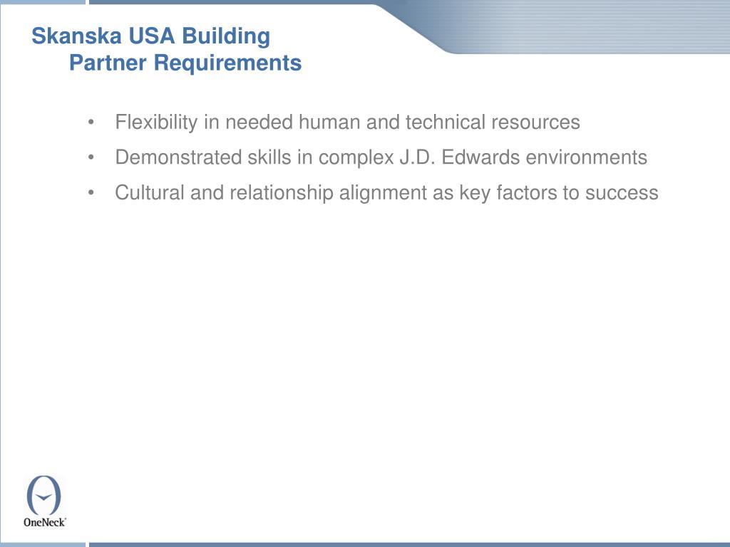 Skanska USA Building