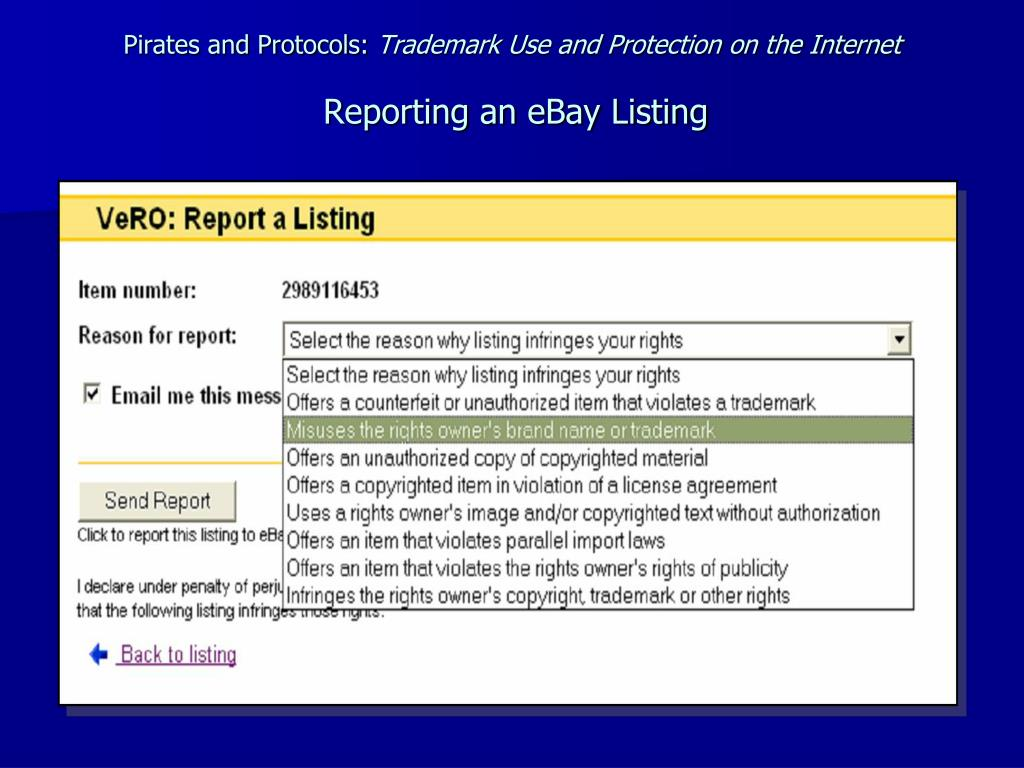 Pirates and Protocols: