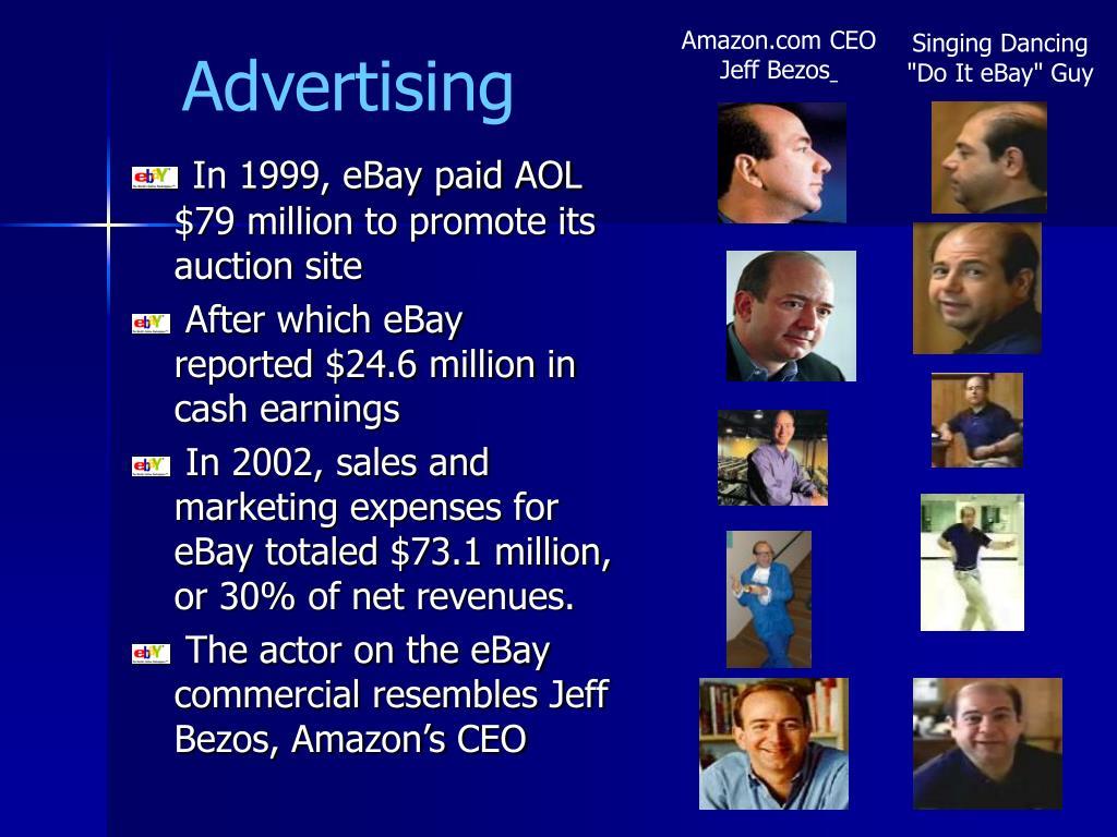 Amazon.com CEO