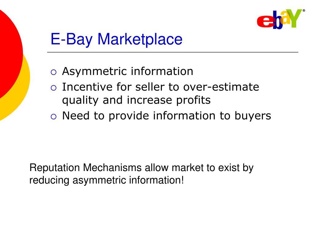 E-Bay Marketplace