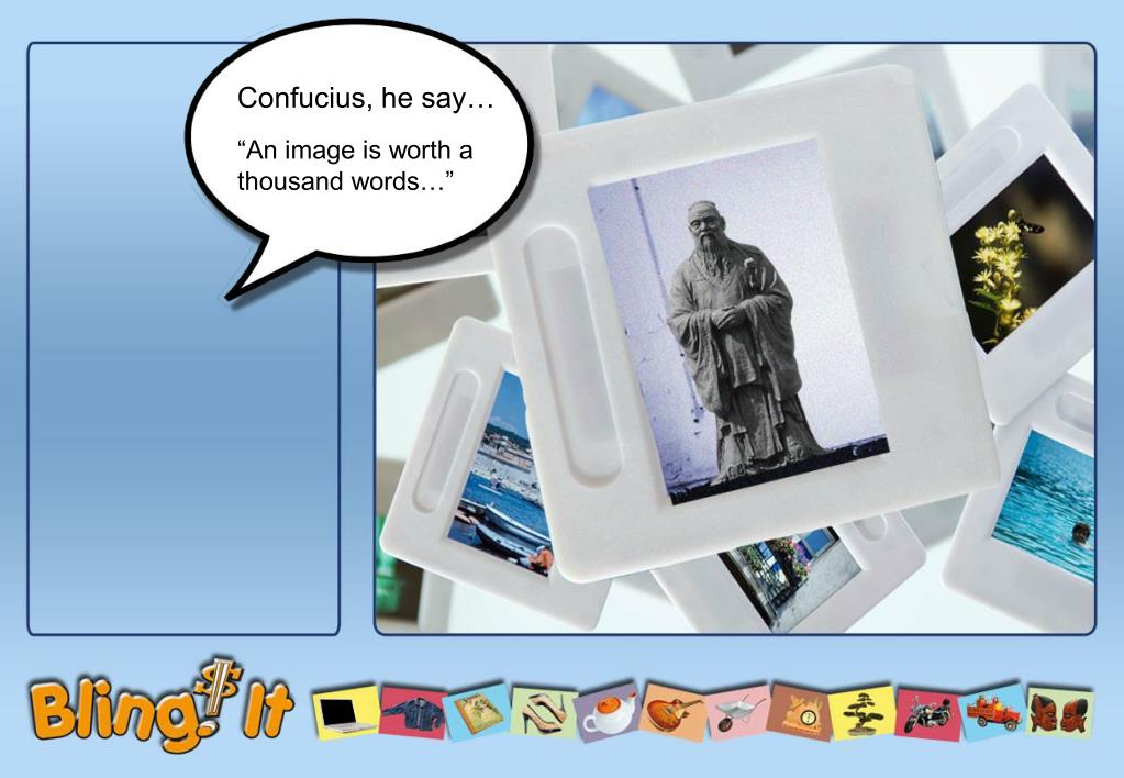 Confucius, he say…