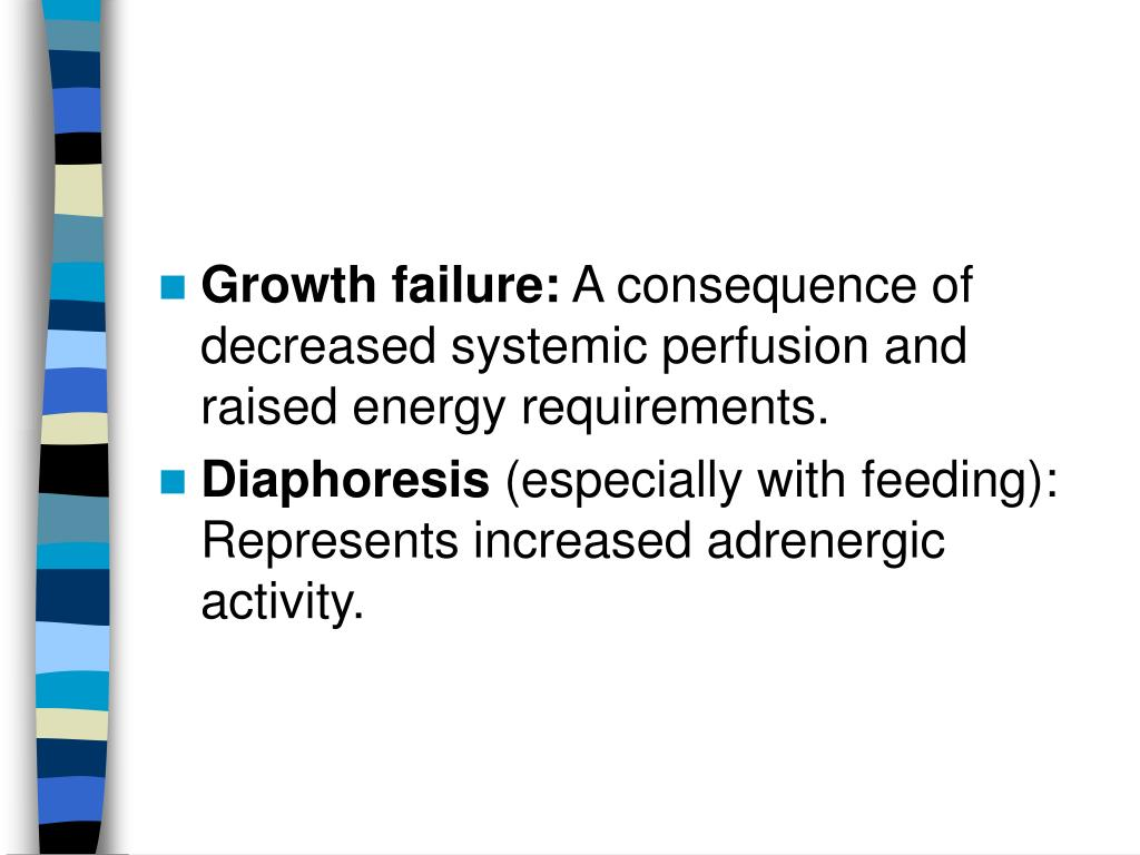 Growth failure: