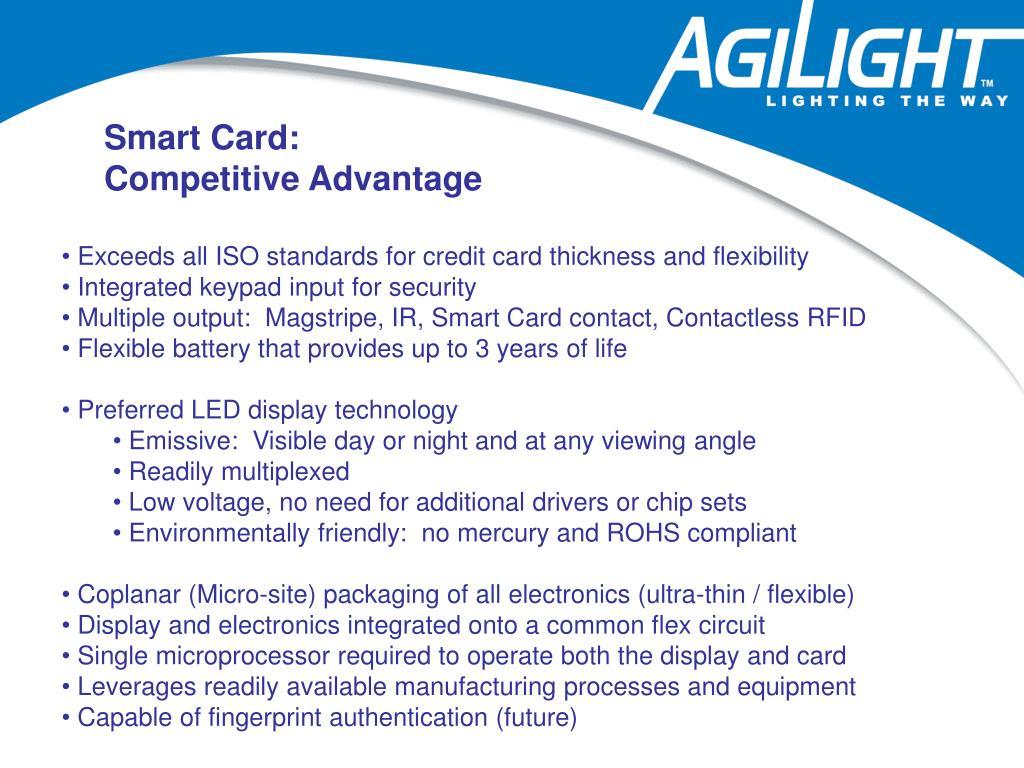 Smart Card: