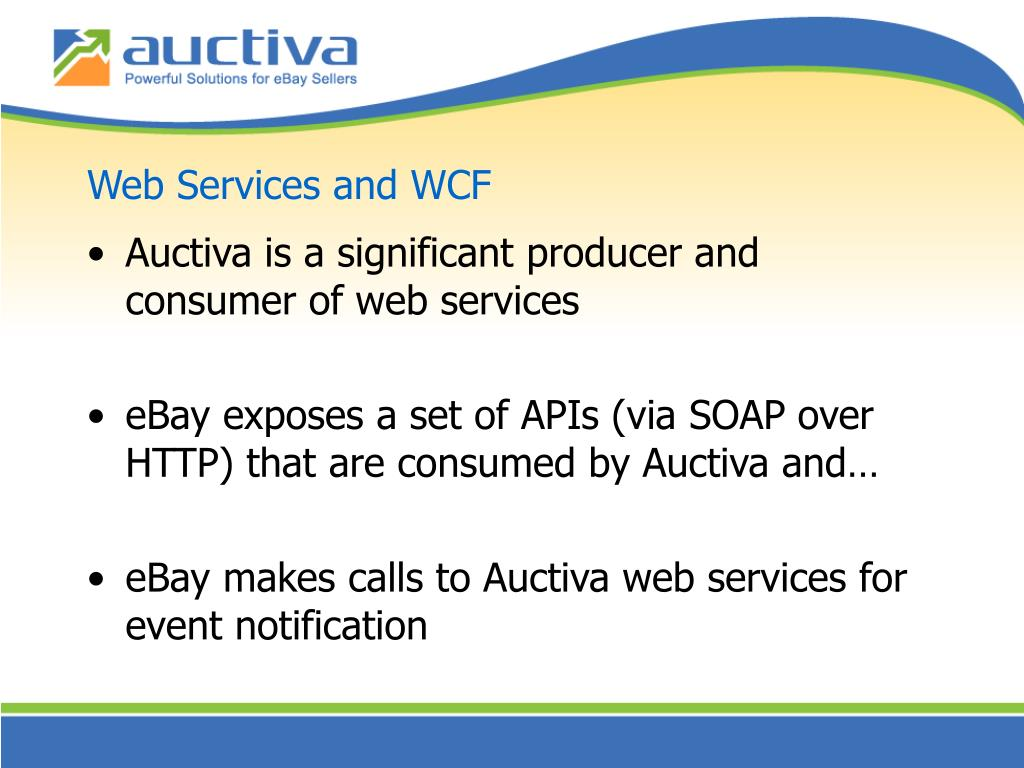 Web Services and WCF