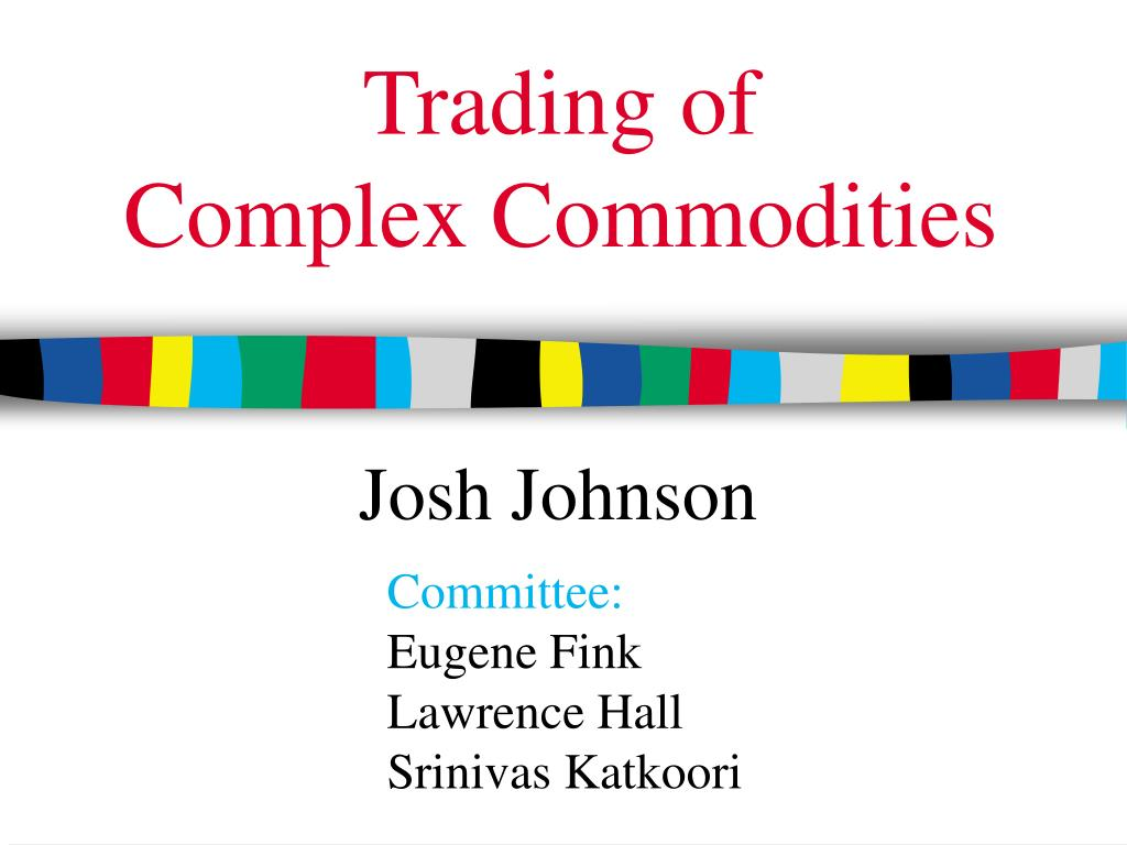 Trading of