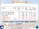 the star root file26