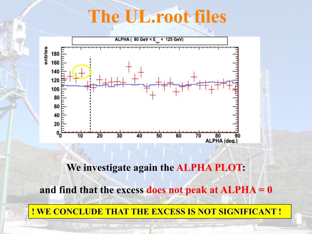 The UL.root files