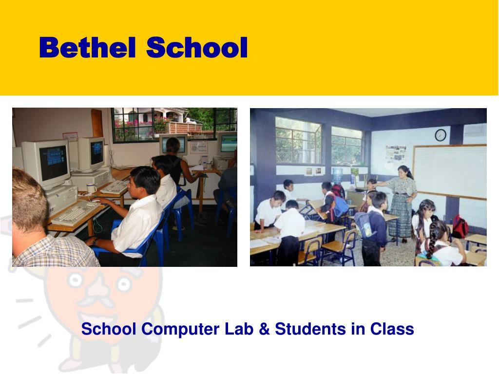 Bethel School