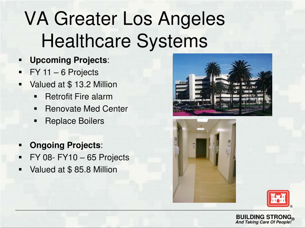 VA Greater Los Angeles Healthcare Systems