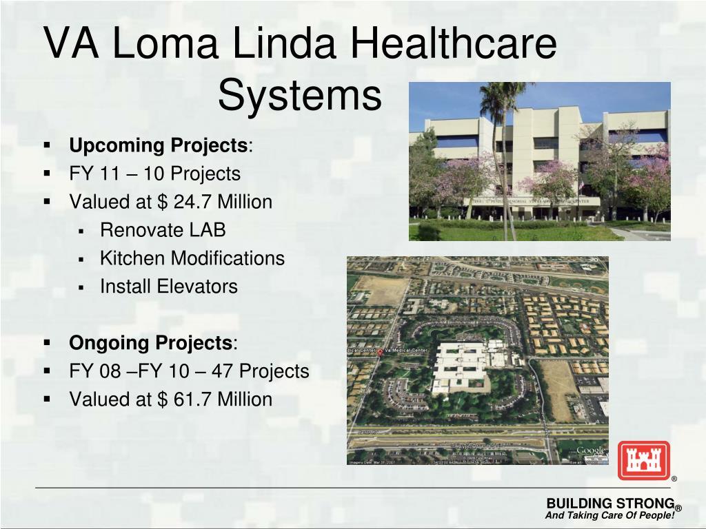 VA Loma Linda Healthcare Systems