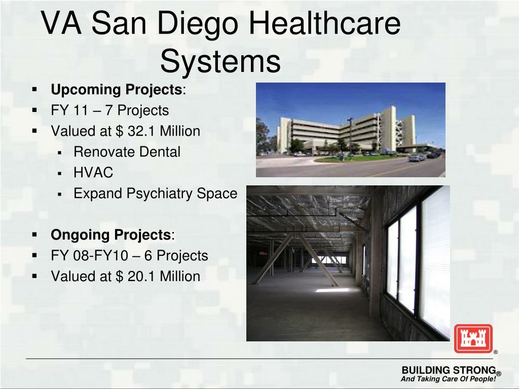 VA San Diego Healthcare Systems