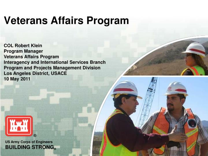 Veterans affairs program l.jpg