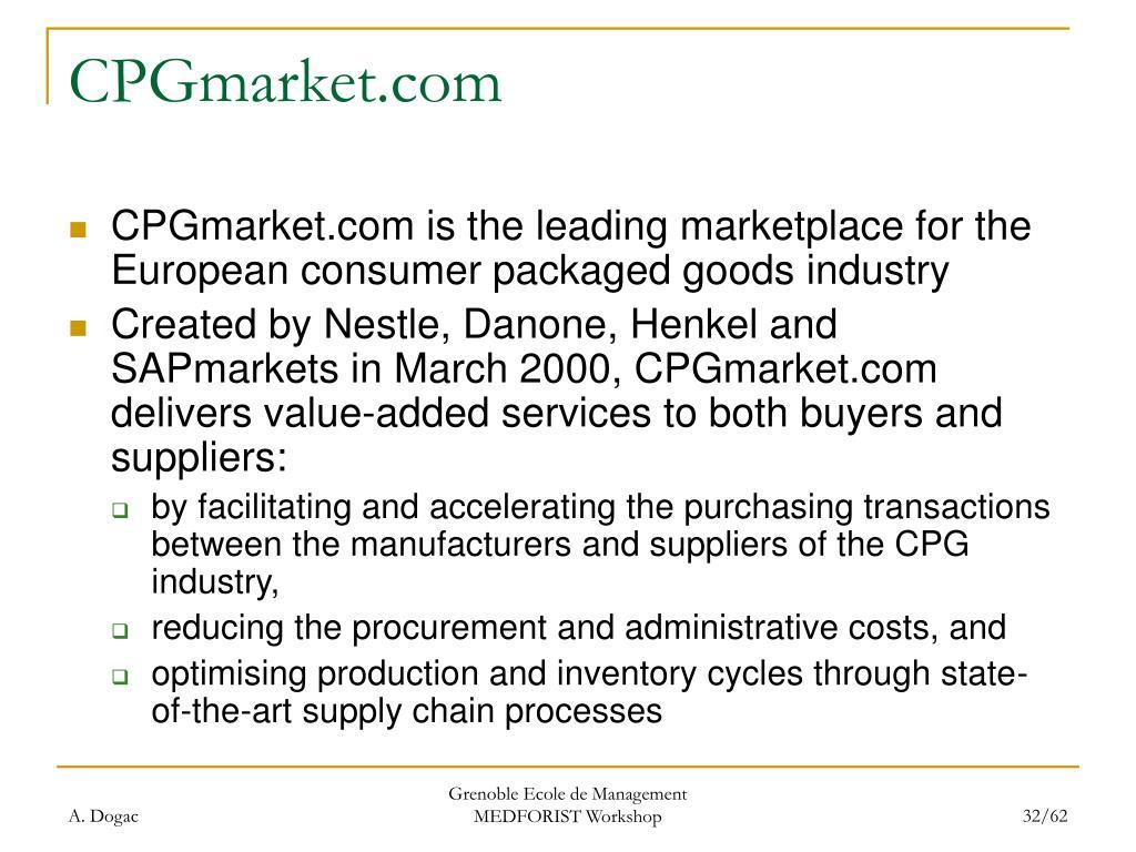 CPGmarket.com