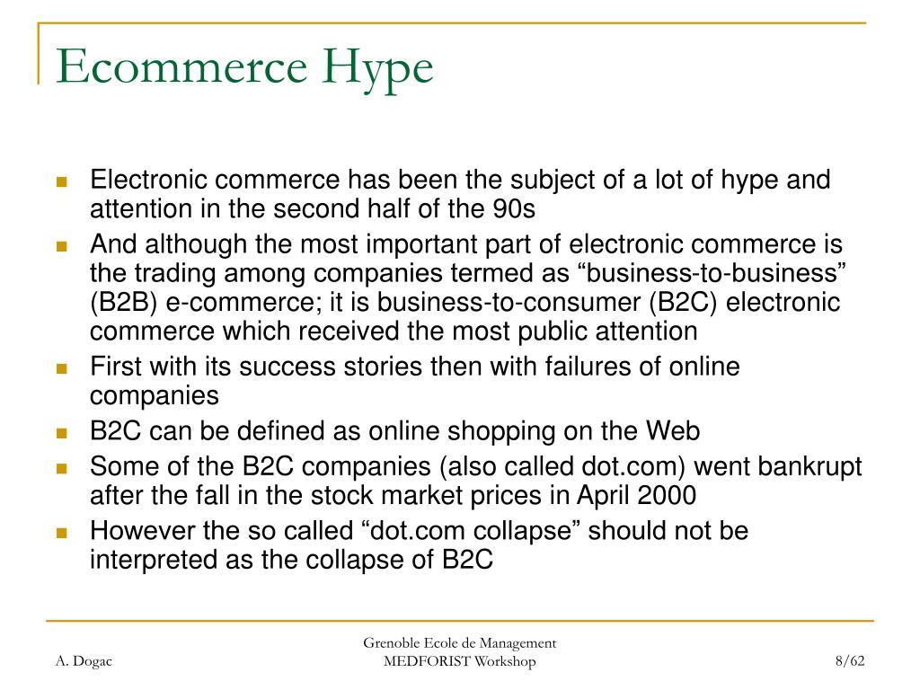 Ecommerce Hype