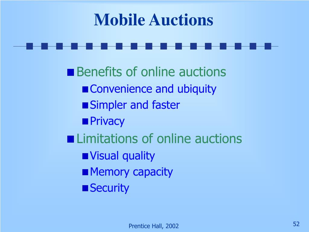 Mobile Auctions