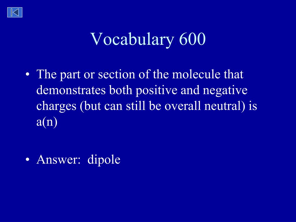 Vocabulary 600
