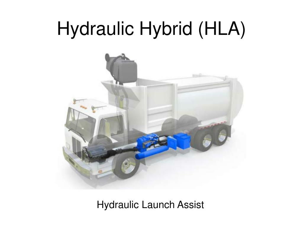 Hydraulic Hybrid (HLA)