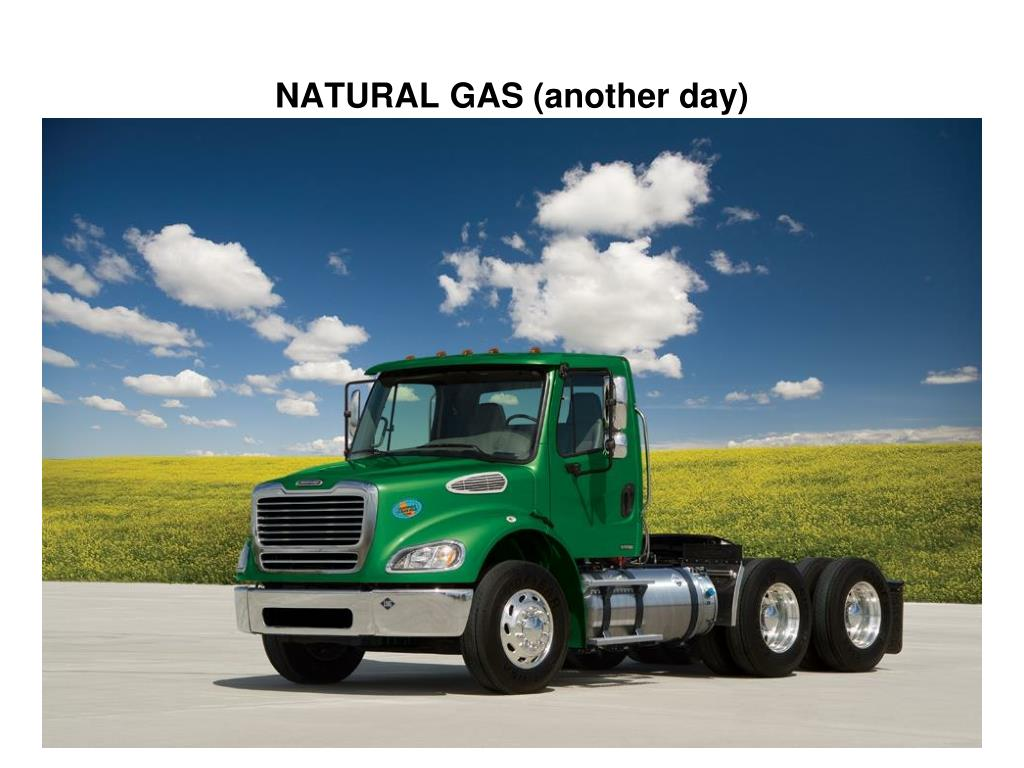 NATURAL GAS (another day)