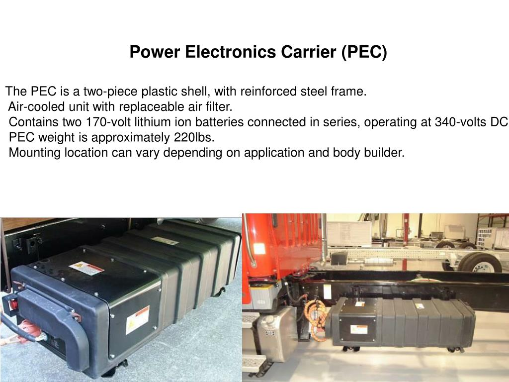 Power Electronics Carrier (PEC)