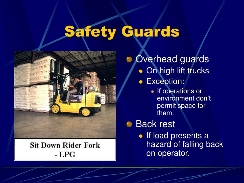 Safety Guards
