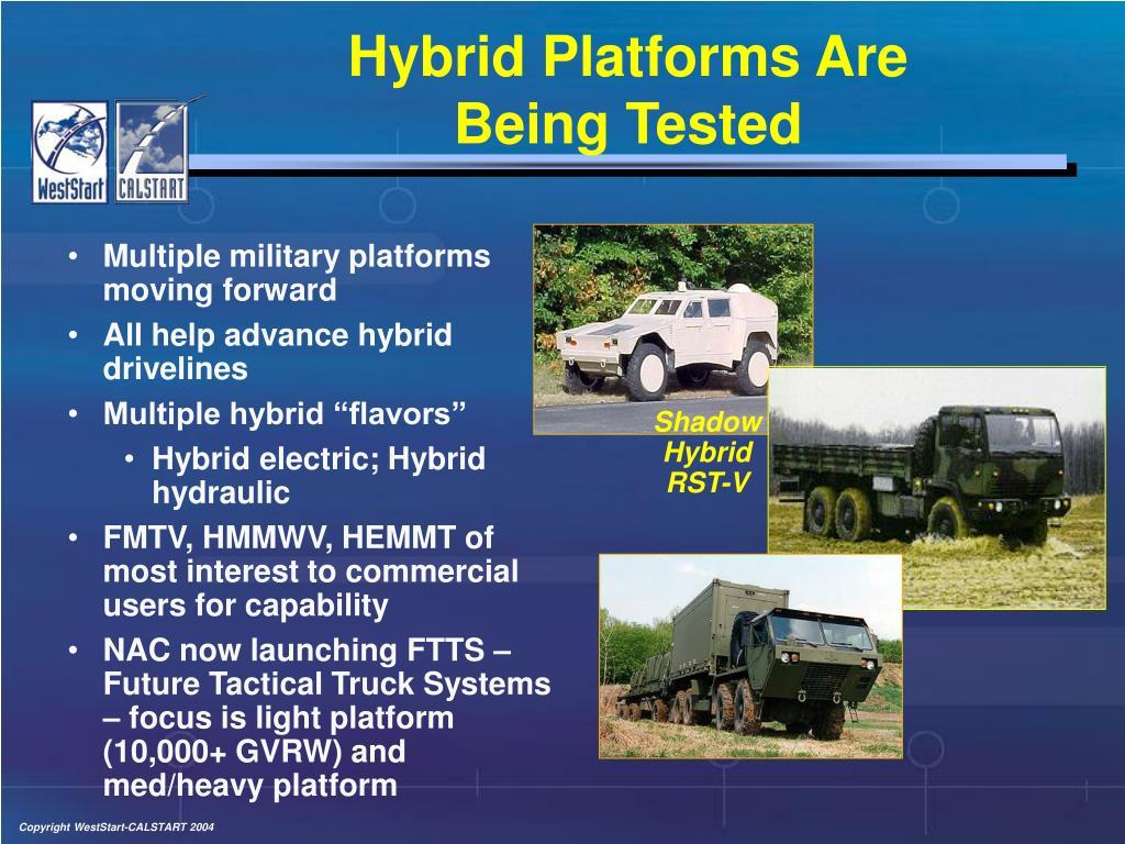 Shadow Hybrid RST-V