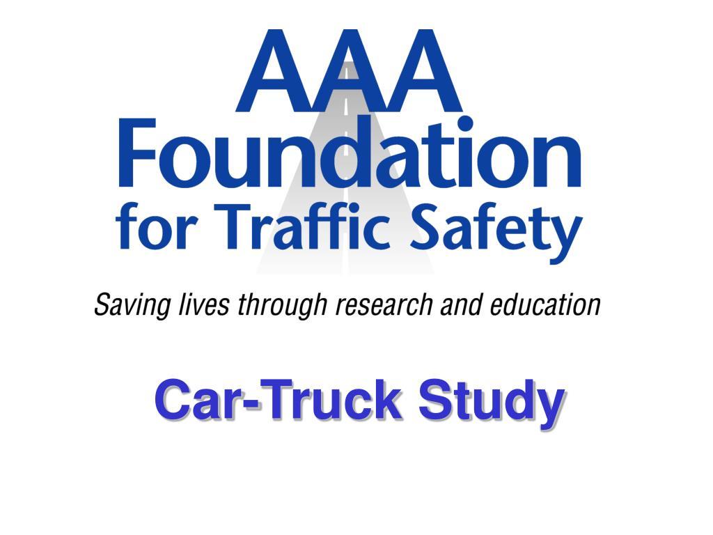 Car-Truck Study