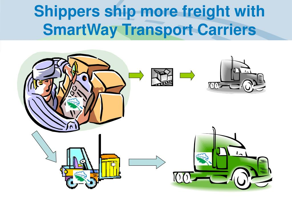 Shippers ship more freight with