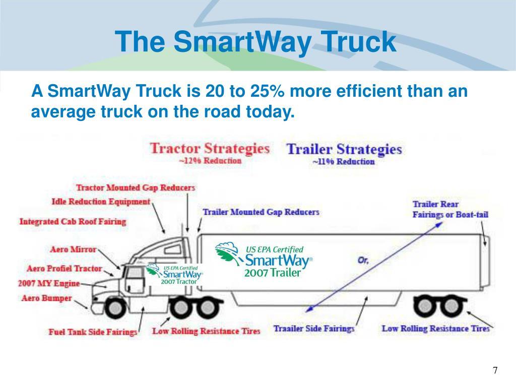 The SmartWay Truck