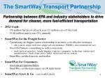 the smartway transport partnership