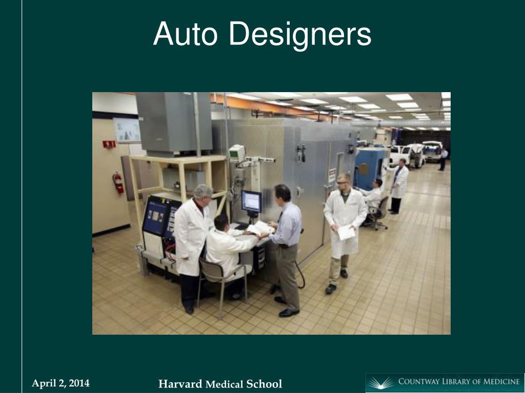 Auto Designers