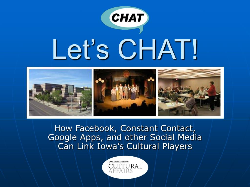 let s chat