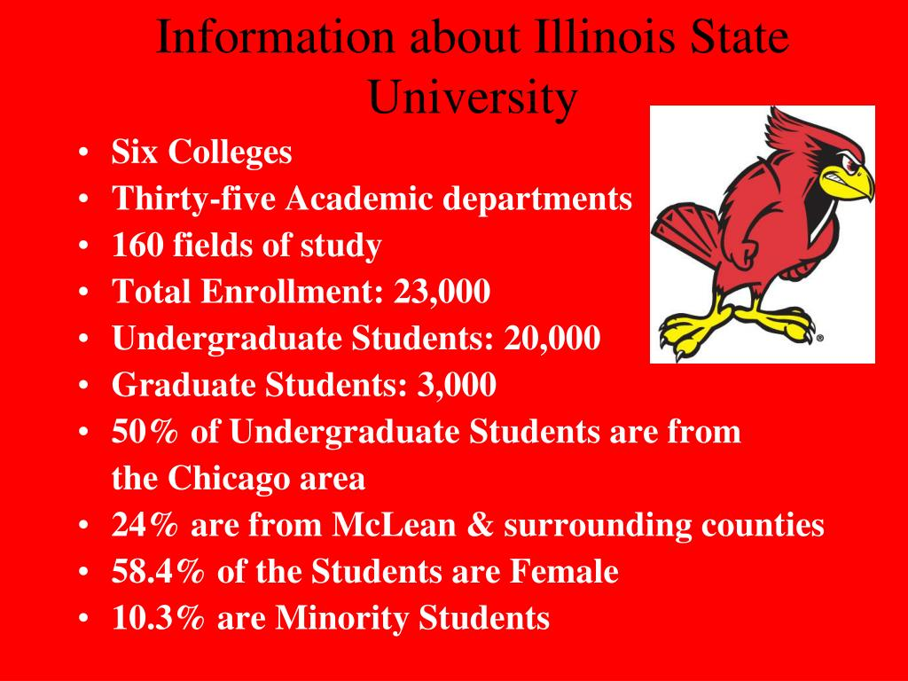 Information about Illinois State University