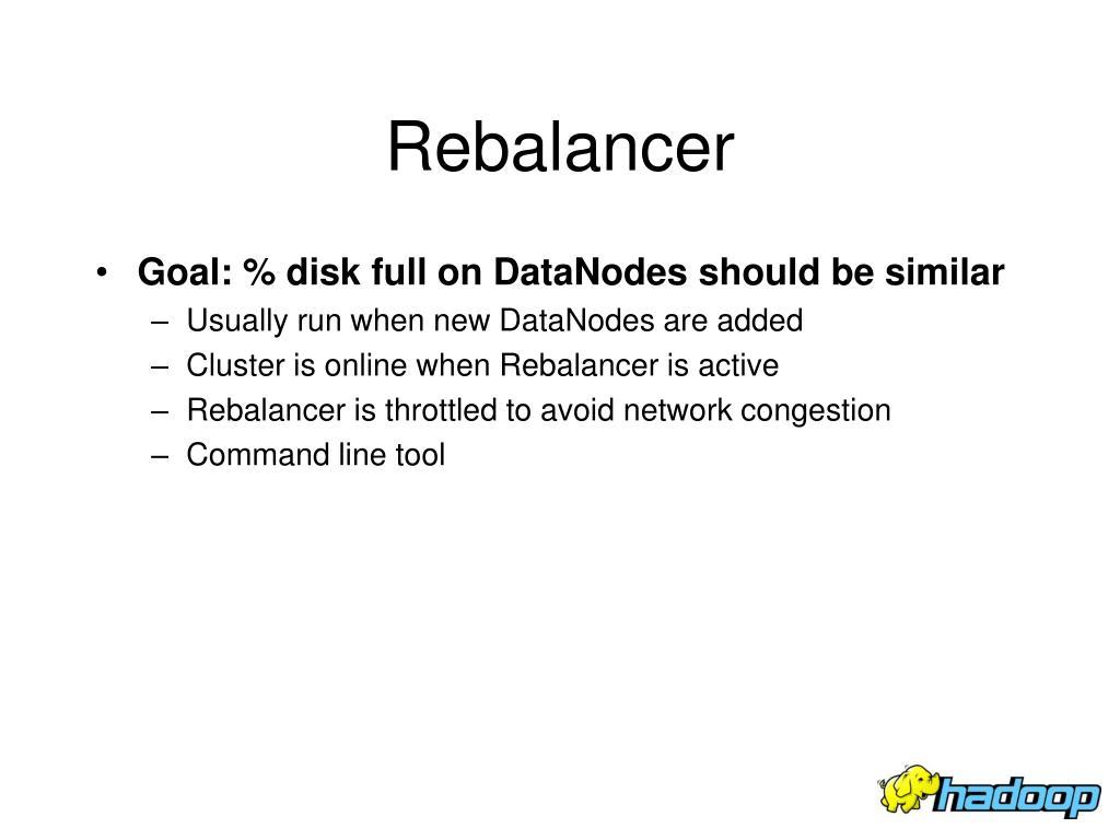 Rebalancer
