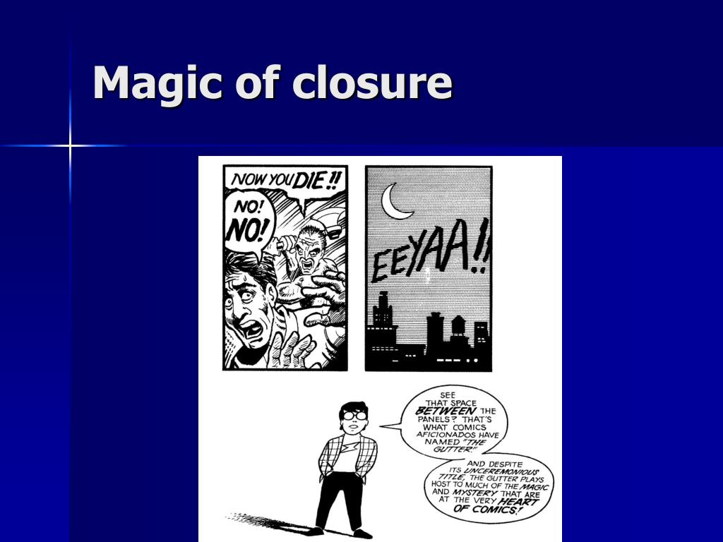 Magic of closure