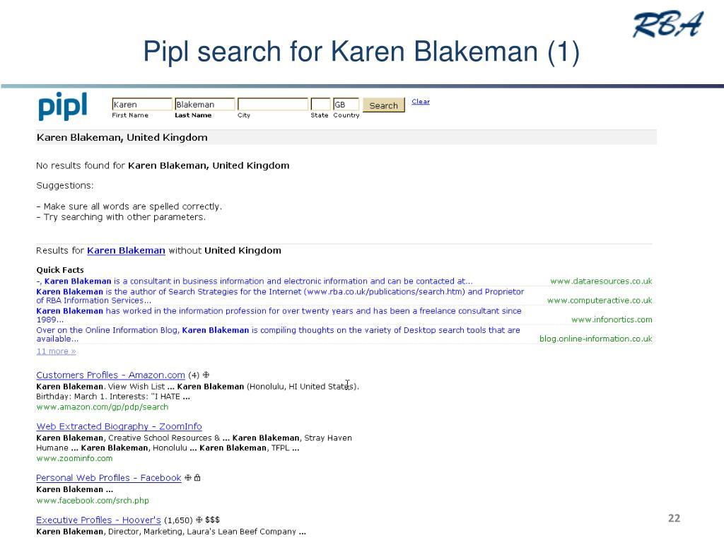 Pipl search for Karen Blakeman (1)