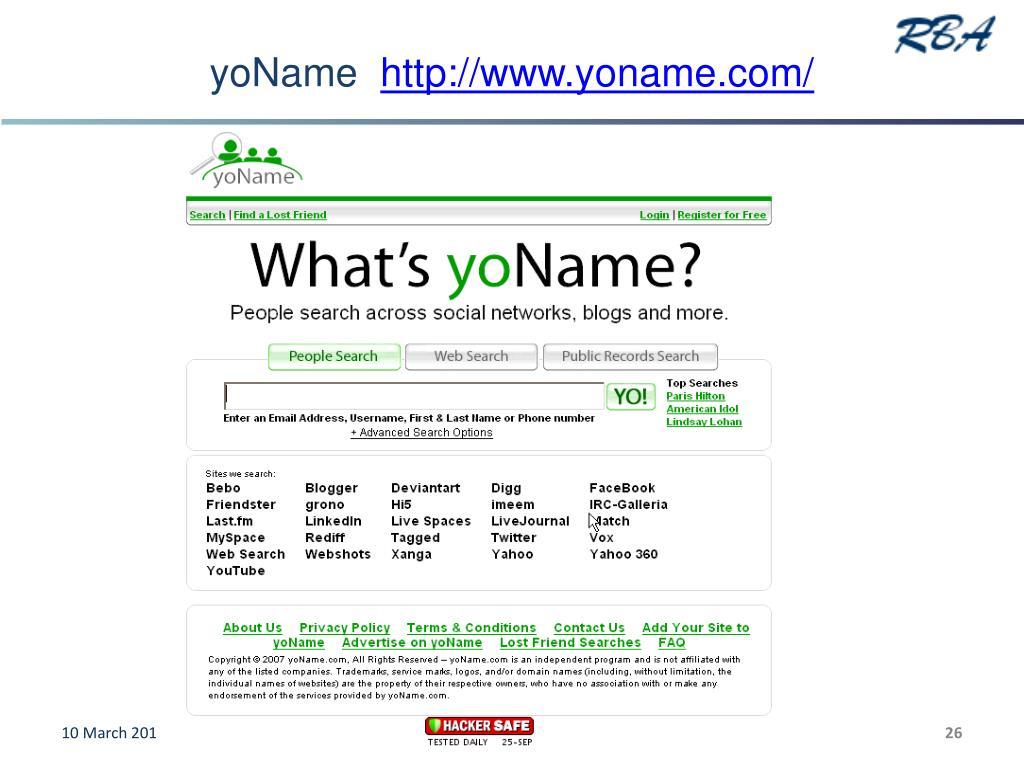 yoName
