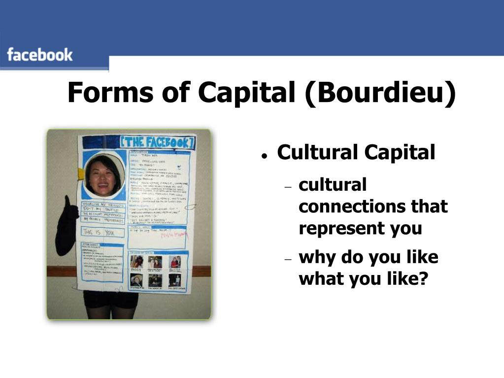 Forms of Capital (Bourdieu)