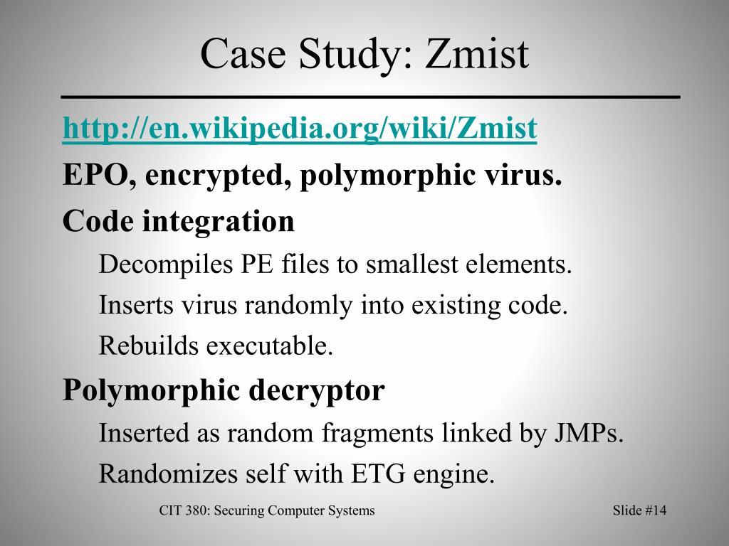 Case Study: Zmist