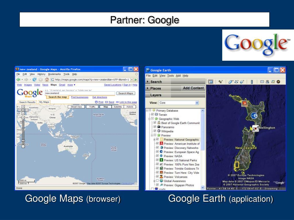 Partner: Google