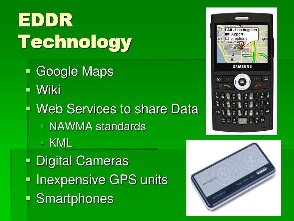 EDDR Technology