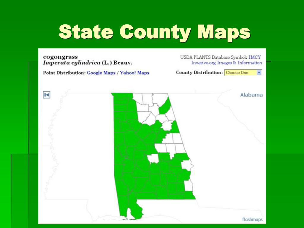 State County Maps