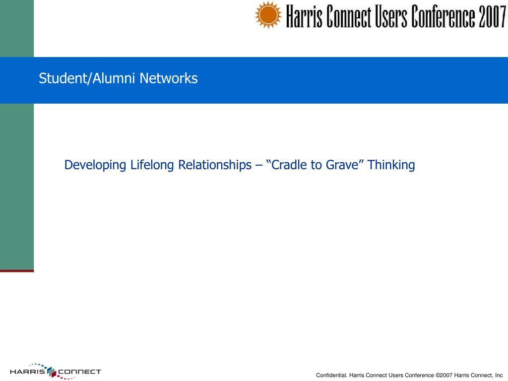 Student/Alumni Networks