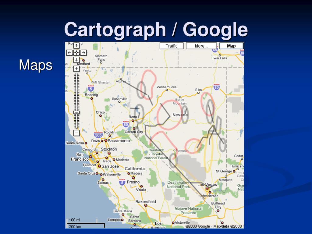 Cartograph / Google