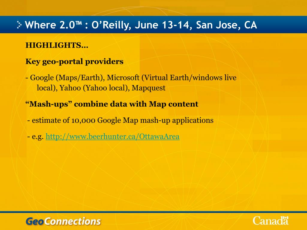 Where 2.0™ : O'Reilly, June 13-14, San Jose, CA