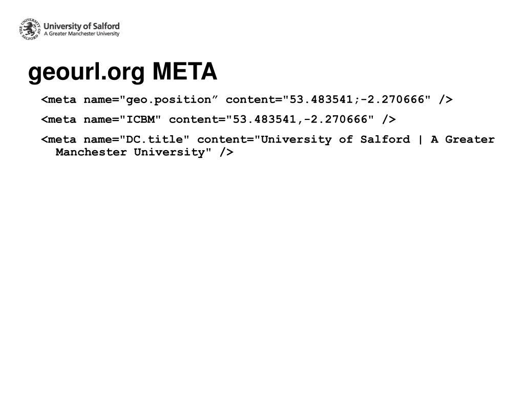 geourl.org META