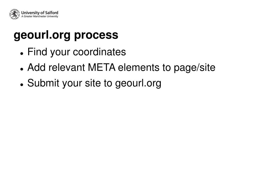 geourl.org process