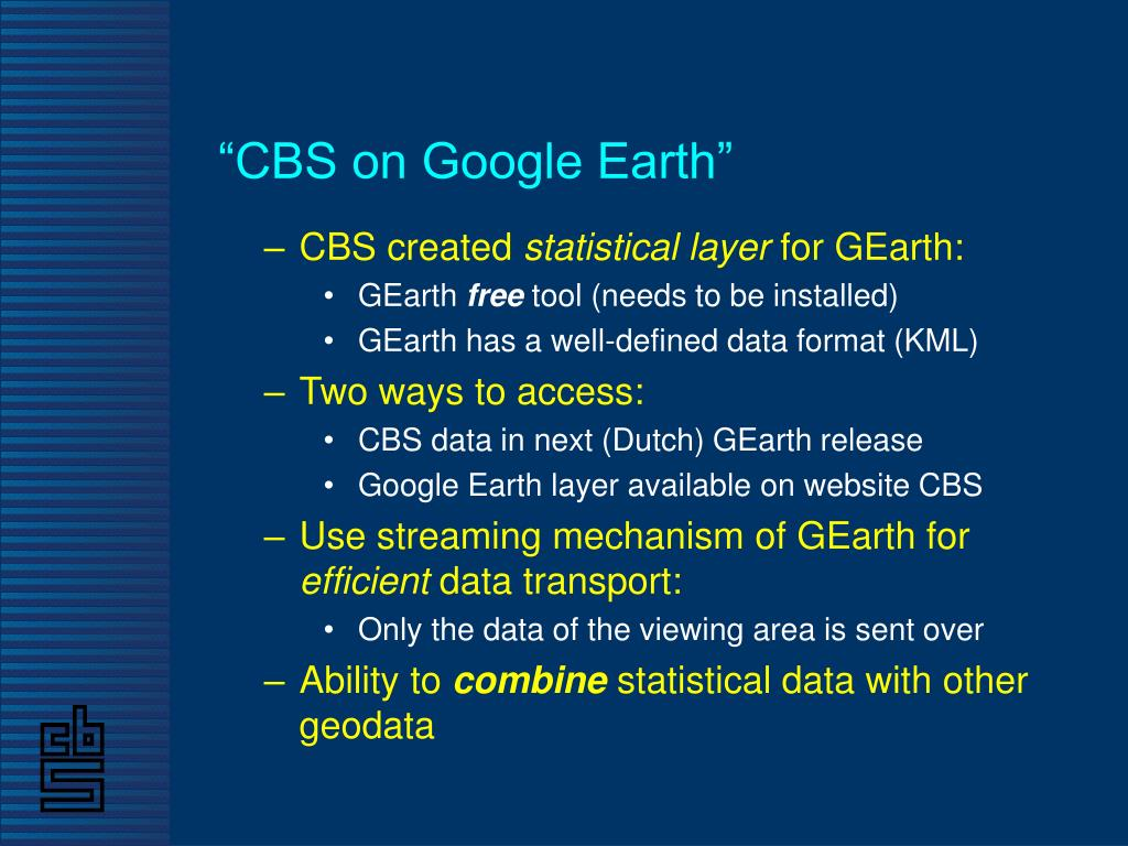 CBS created
