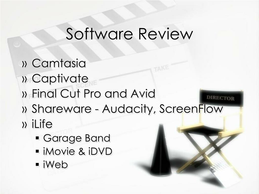 Software Review