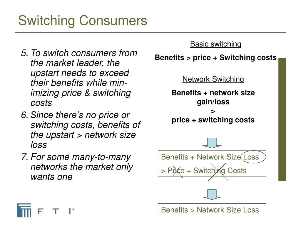 Benefits + Network Size Loss